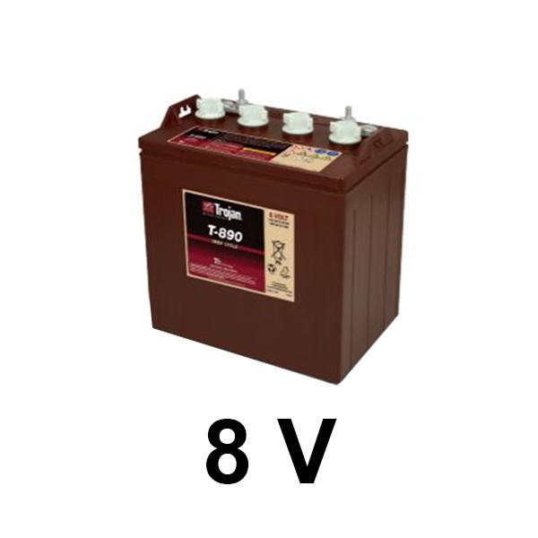 bateria 8v t-890