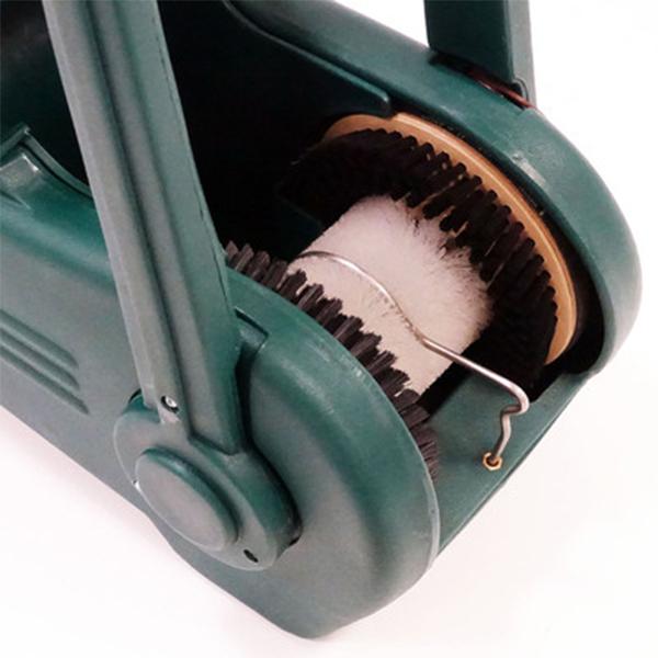 limpia zapatos electrico base