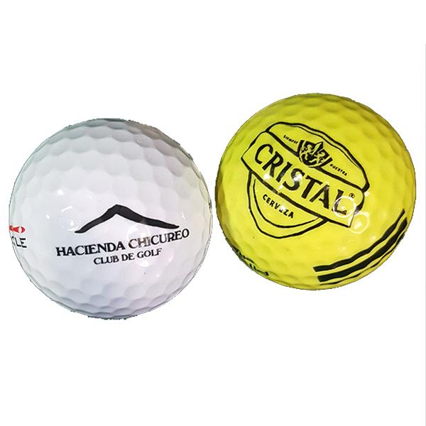 pelotas de golf con logo