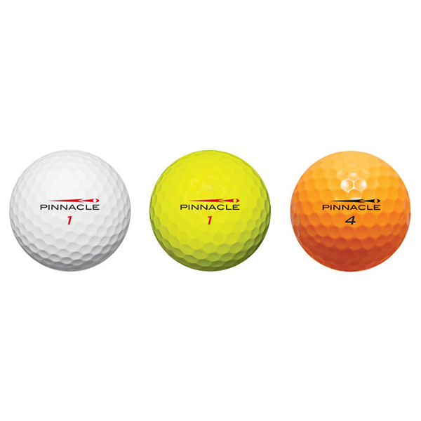 pelotas de golf pinnacle