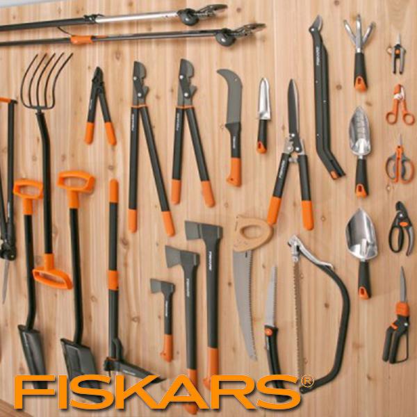 herramientas de jardin fiskars