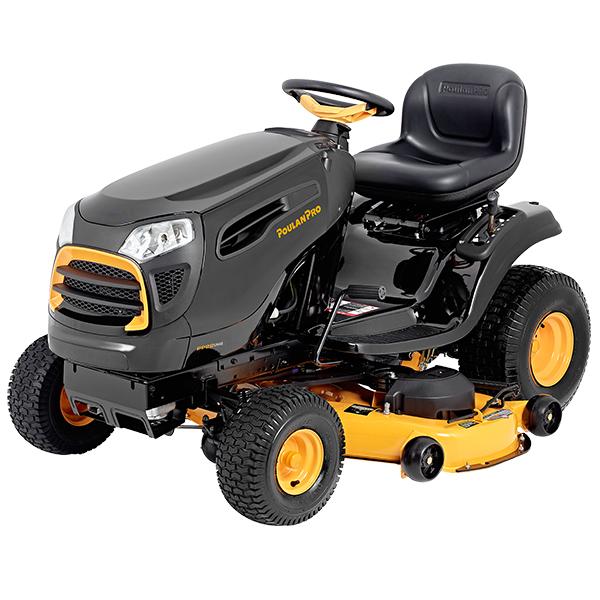 tractor corta pasto poulan PP22H48