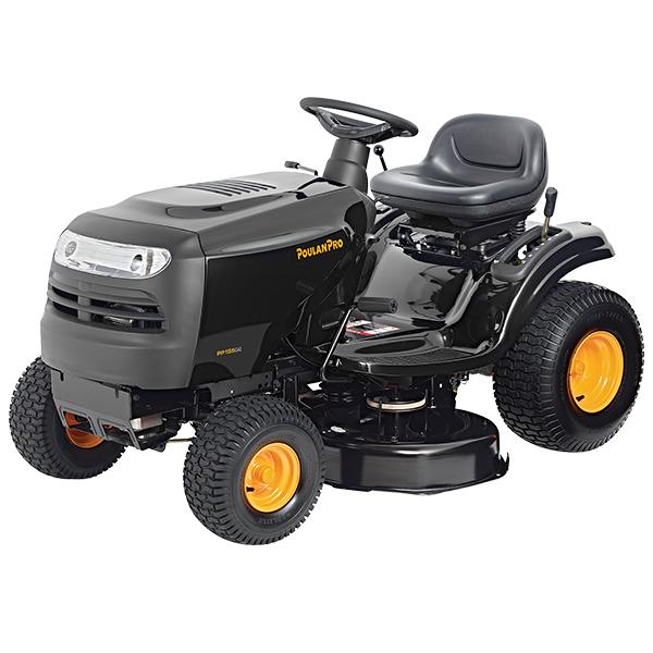 tractor cortapasto poulan PP155G42