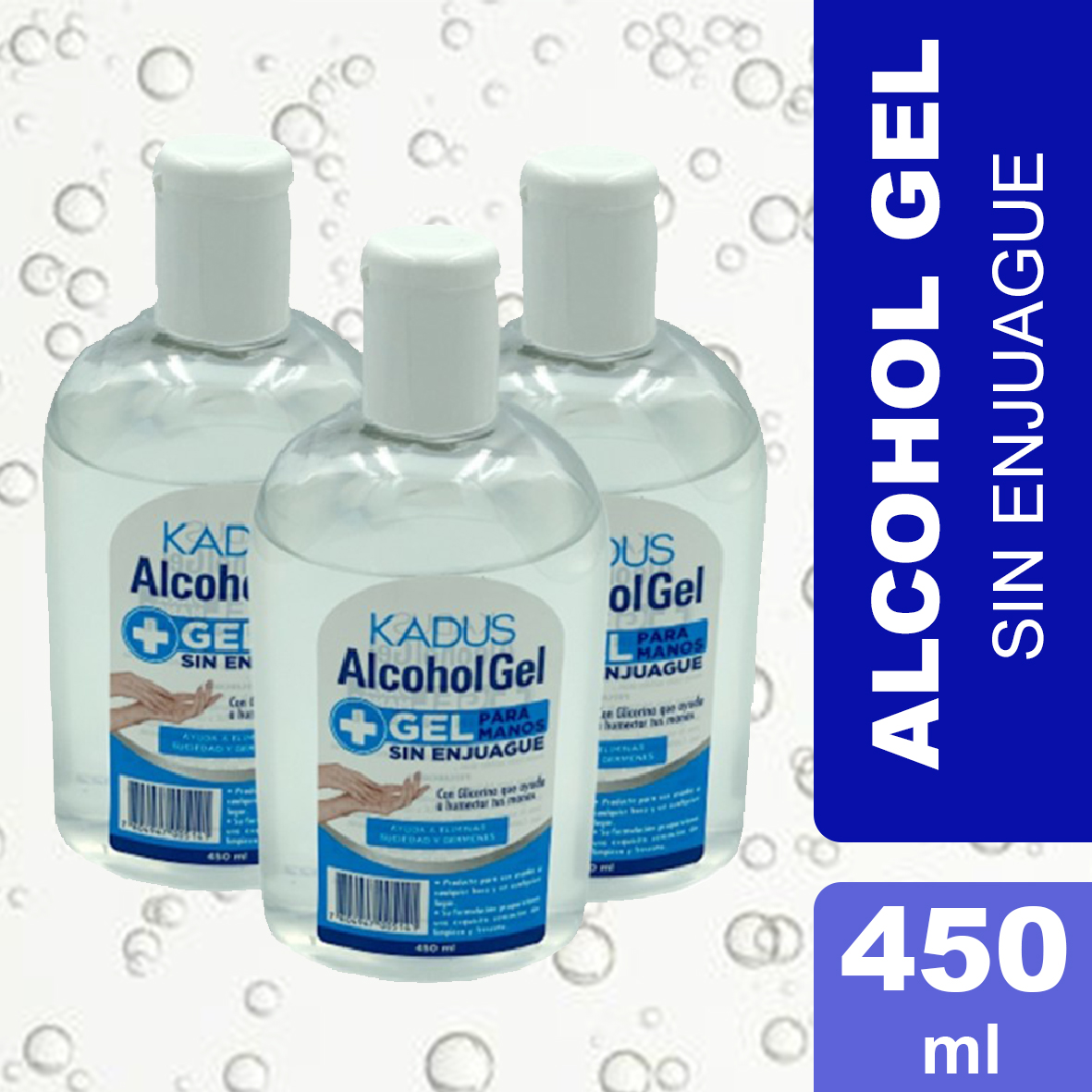 alcoholgel 450ml